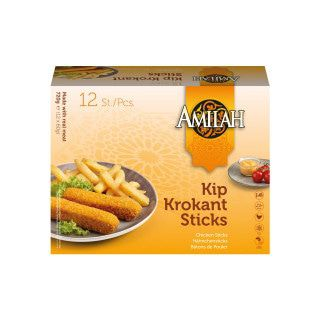 Amilah Kip Krokant Sticks 720 gram