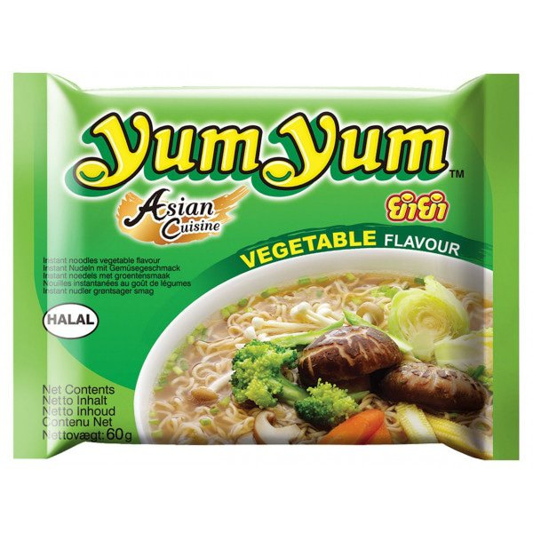 Yum Yum Instant Groenten Noedels