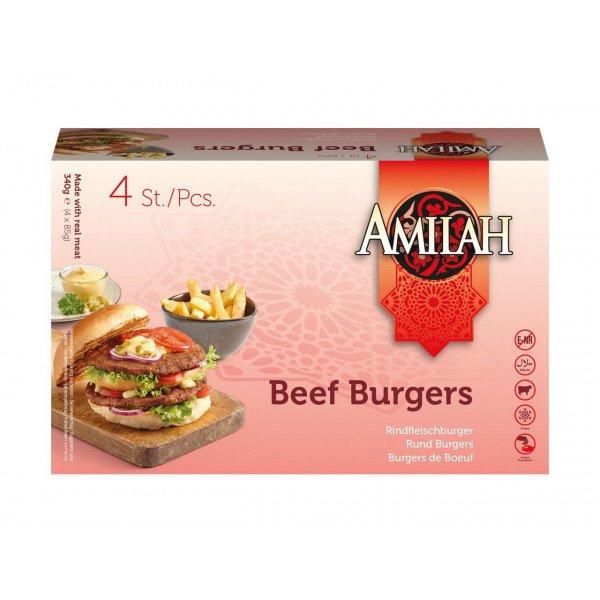 Amilah Rundvlees Burger