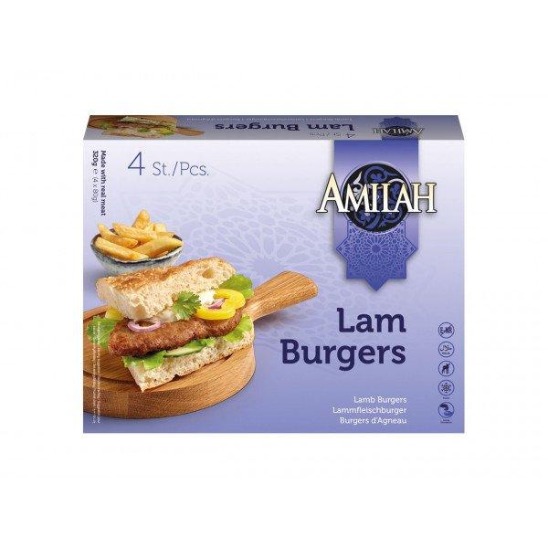 Amilah Lamsvleesburger