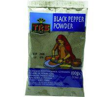 Zwarte Peper Gemalen 100 gram