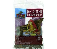 Dalchini (Kaneelstokjes) 50 gram