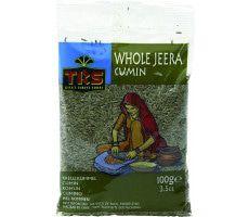 Jeera (Komijn) Heel 100 gram