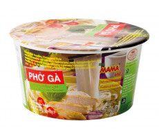 Instant Rijstnoedels Pho Ga 65 gram