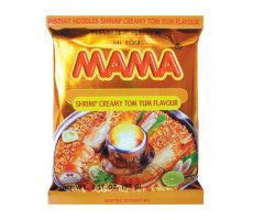 Instant Noedels Tom Yum Garnalen-Room  Jumbo Pack 90 gram