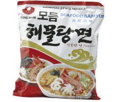 Instant Zeevruchten Ramyun Noedels 125 gram