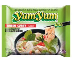 instant noedels groene curry 70 gram