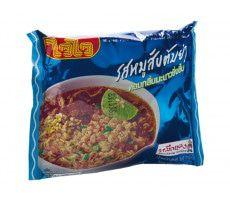 Instant Tom Yum Varkensgehakt Noedels 60 gram