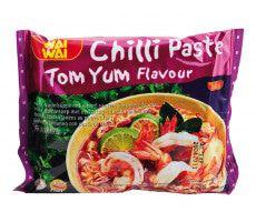 Wai Wai Instant Noodles Tom Yum Chili Flavour