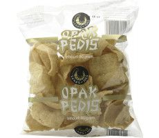 Opak Pedis Cassave Crackers 80 gram