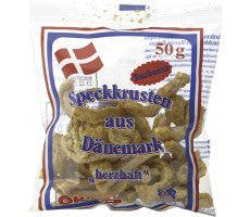 Bbq Baconchips 50 gram