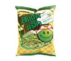 Geroosterde Groene Erwten & Wasabi 70 gram