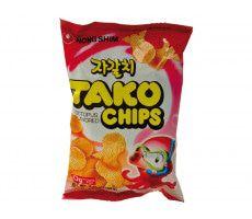 Tako Octopus Chips 60 gram