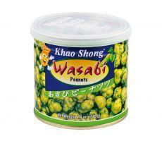Krokante Pinda's & Wasabi 140 gram