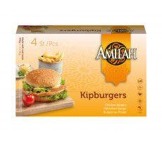Amilah Kipburgers 4 x 85 g
