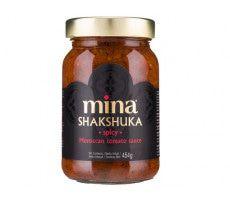 Shakshuka saus pikant
