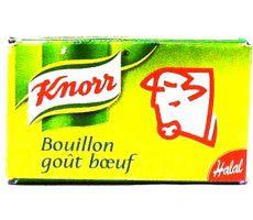Bouillonblokjes Rund 18 GR