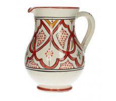 Marokkaanse kan rood 1,2 liter