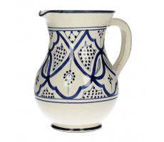 Marokkaanse kan blauw 1,2 liter