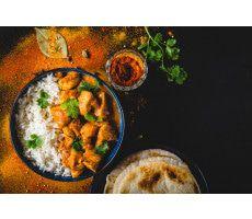 Boter Kip curry