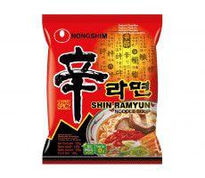 Instant Shin Ramyun Noedels 120 gram