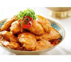 Butter Chicken Wings