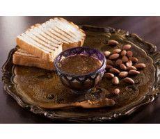 Marokkaanse Amlou voor op brood