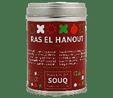 Ras el Hanout hartig 50 GR